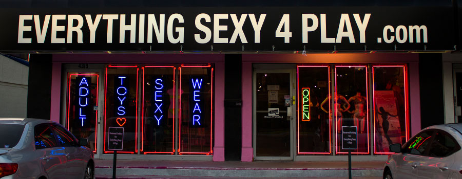 Welcome to the most popular adult store in Tampa, FL. Your Source for Everything Sexy in Tampa, FL!