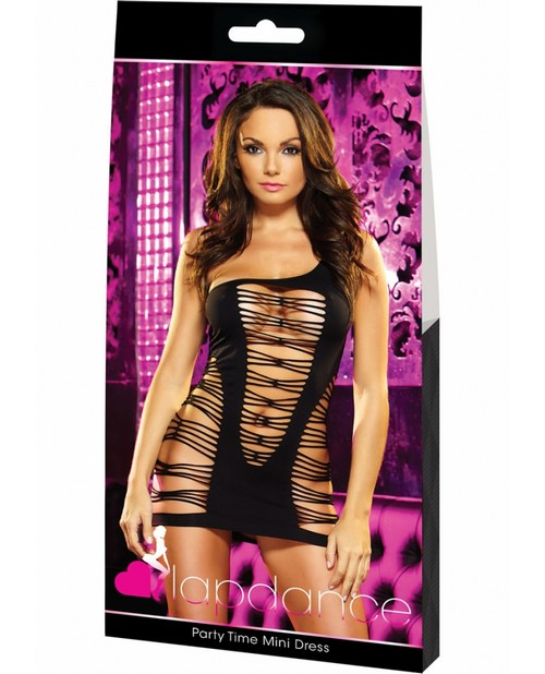 Party Time Mini Dress