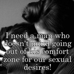 Step Out of Your Sexual Comfort Zone This Weekend!