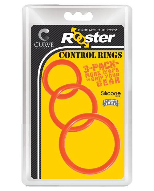 Rooster Cock Rings