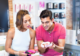 Buying a Vibrator? Questions to Ask Yourself and the Salesperson Buying a Vibrator Doesn't Have to Be a Daunting Task!